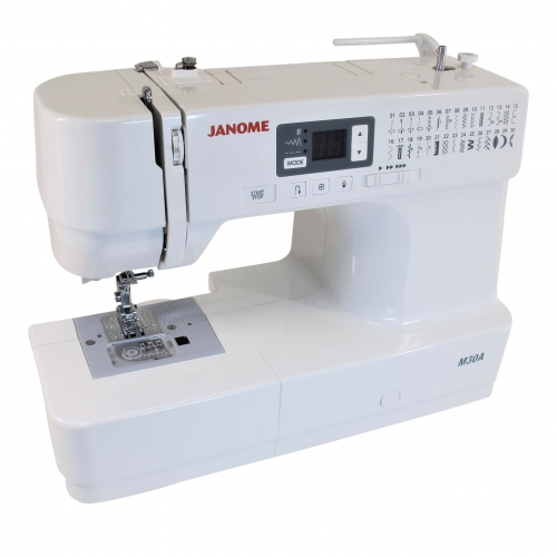 Janome M 30 A Gebrauchte Nähmaschine