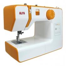 ALFA  COMPAKT 100 Nähmaschine mit einer kompakten Grösse