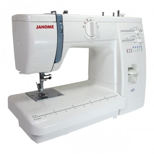 Janome 405 White