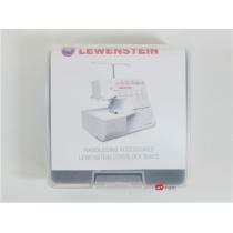 Coverlock Nähfüßen-Set für Lewenstein Coverlockmaschine