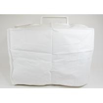Universal Staubschutz aus Kunststofffür die Nähmaschine
